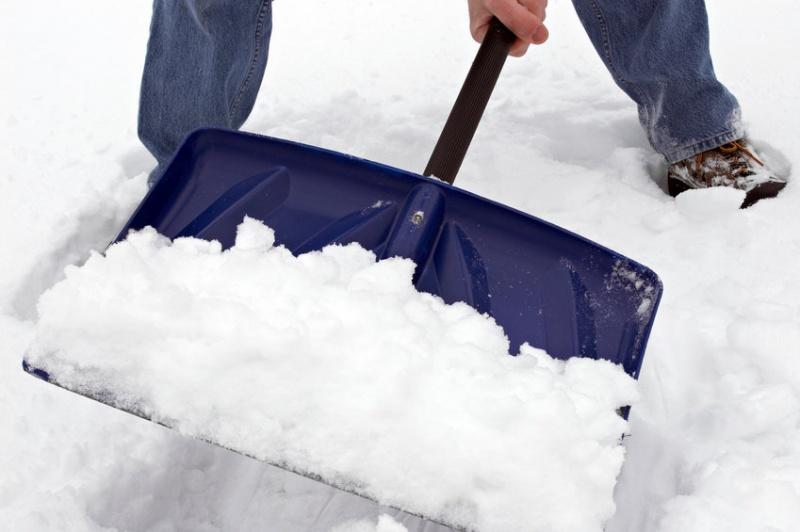 чистка снега Ижевск