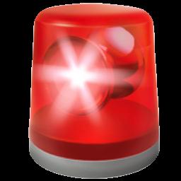 красная лампочка