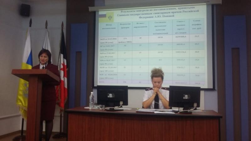 Консультационный совет при Управлении  роспотребнадзора по УР